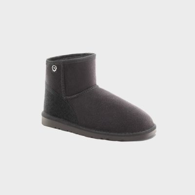 Mini boot Black $162