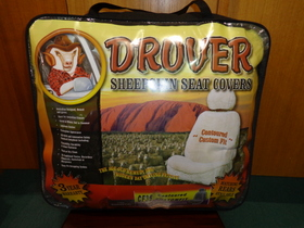 Car seat covers available are made to order strap on car seat covers only.