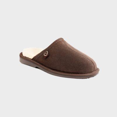 Ian scuff Chocolate $72