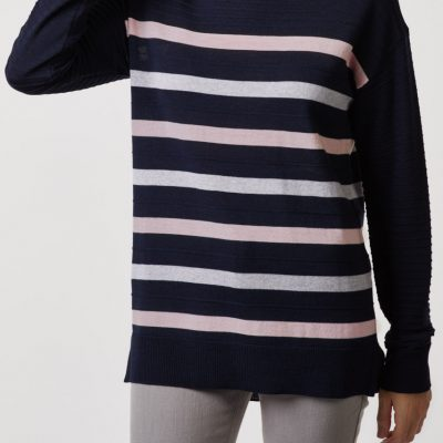 Toorallie stripey jumper