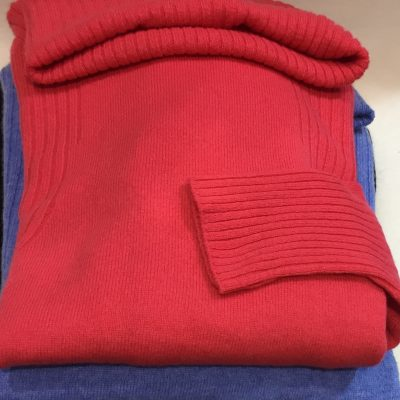 Cashmere Poloneck jumpers