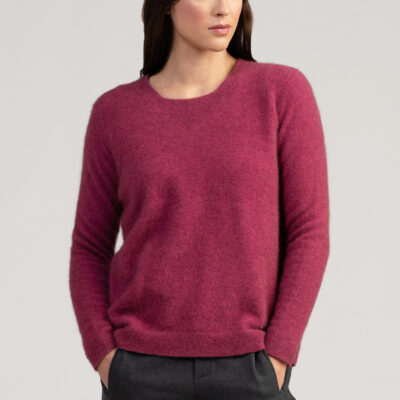 Relaxed Sweater Magnoia