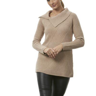 Merino/alpaca blend jumper