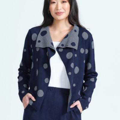 Spotty jacket