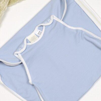 Sleeping bag Pale blue